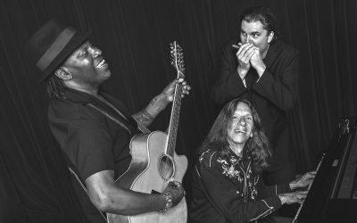 Joe Louis Walker, Bruce Katz & Giles Robson tekenen bij Munich Records