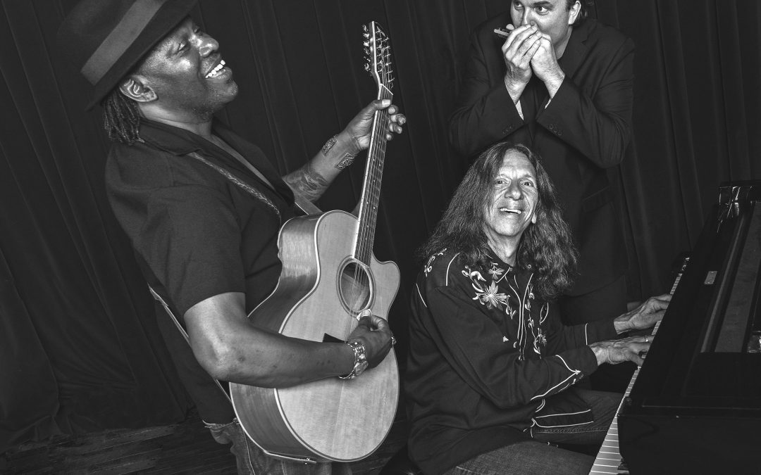 Joe Louis Walker, Bruce Katz & Giles Robson tweemaal genomineerd voor een Blues Music Award