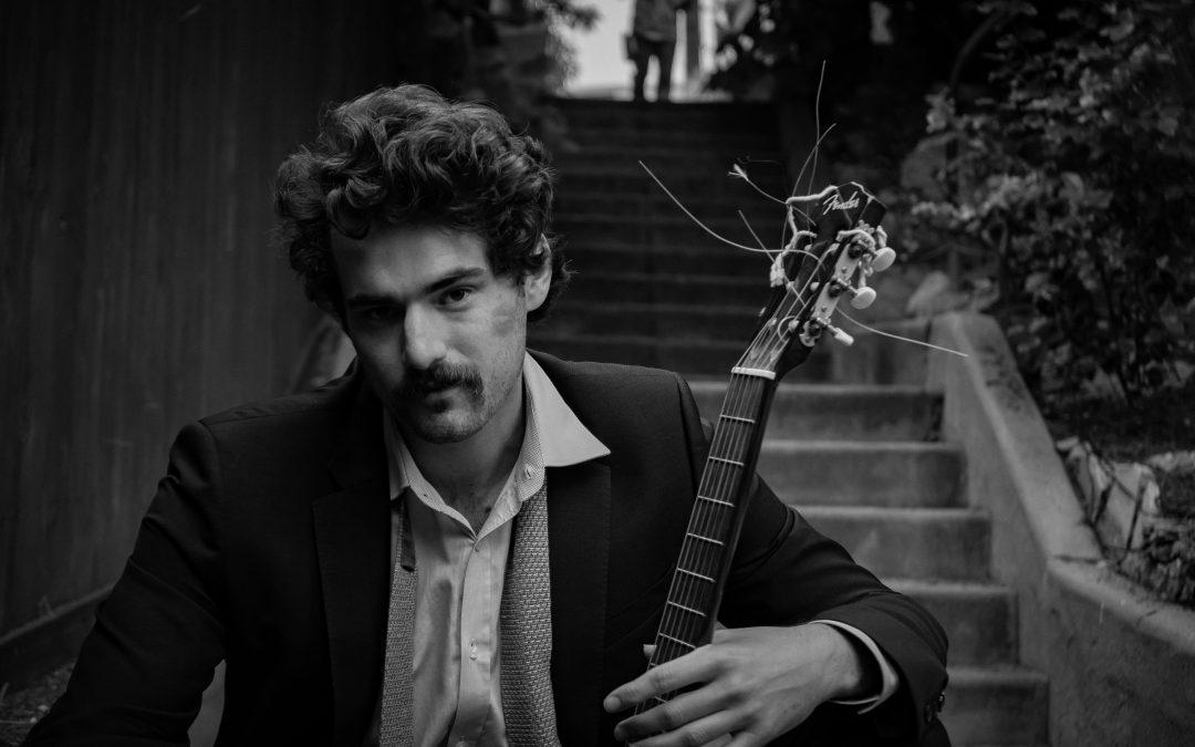 Gregory Ackerman brengt 'Stresslove' EP uit