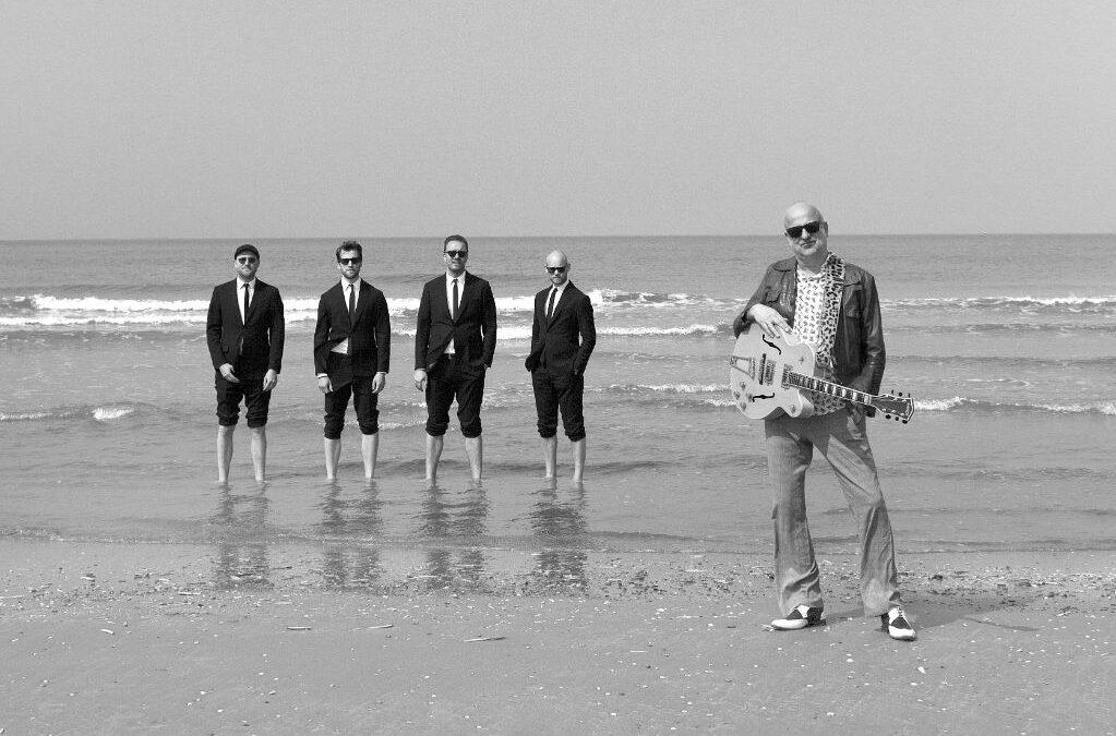 BRUUT! & Anton Goudsmit brengen een eerbetoon aan de surfmuziek