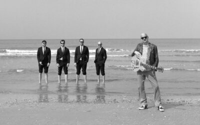 BRUUT! & Anton Goudsmit brengen hun nieuwe single 'Sjaco' uit en kondigen het tweede deel van hun tour aan